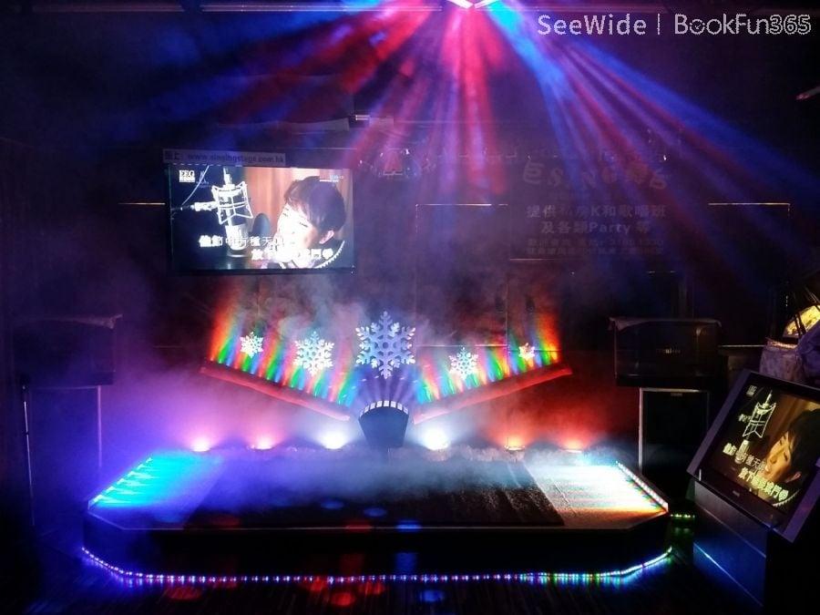 巨Sing舞台