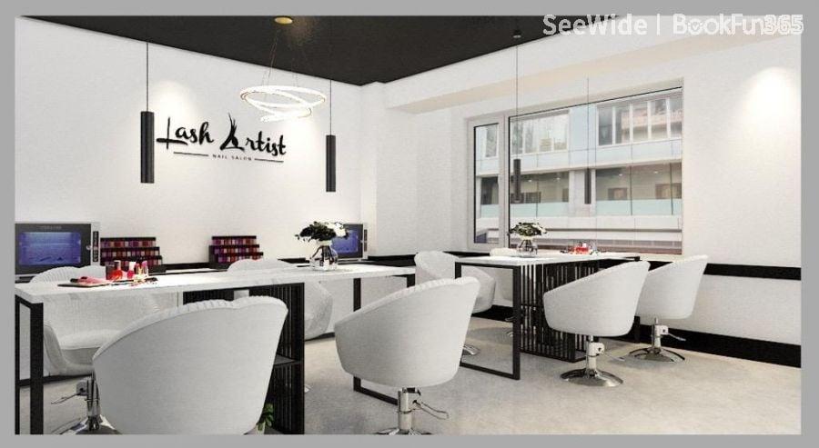 Lash Artist - Nail Salon