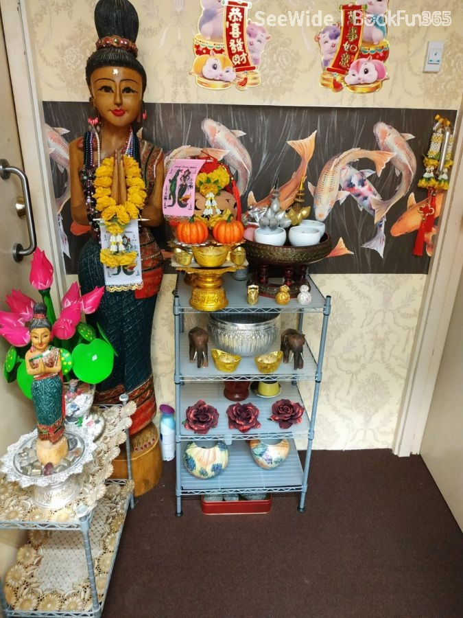 Bua Hom Thai Massage(Central)